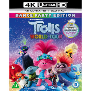 Trolls World Tour - 4K Ultra HD