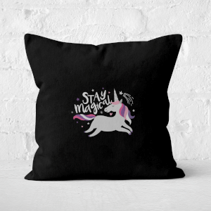 Stay Magical Square Cushion