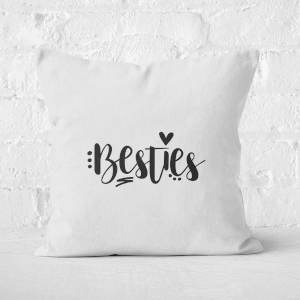 Besties Square Cushion