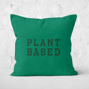 Plant Based Square Cushion