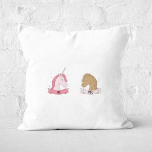 Im A Unicorn Square Cushion