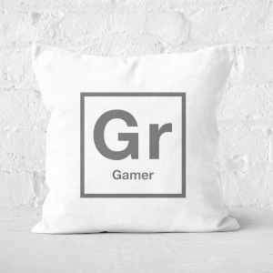 Periodic Gamer Square Cushion