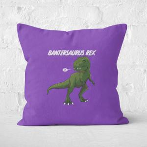 Bantersaurus Square Cushion