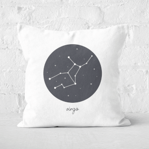 Virgo Square Cushion