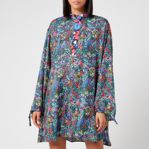 Stine Goya Women's Neva Print Mini Dress - Wildflowers