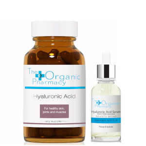 The Organic Pharmacy Hydration Boosting Duo