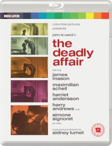 The Deadly Affair (Standard Edition)