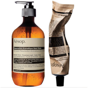 Aesop Resurrection Hand Duo (Worth £48.00)