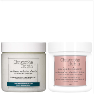 Christophe Robin Large Haircare Duo