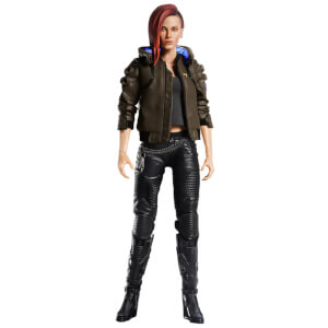 PureArts Cyberpunk 1:6 V Female Action Figure