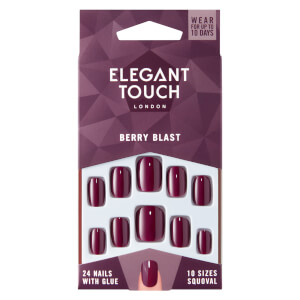 Elegant Touch Berry Blast Nails