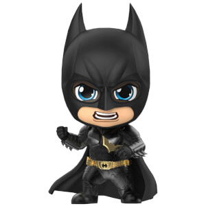 Hot Toys Batman: Dark Knight Trilogy Cosbaby Mini Figure Batman 12 cm