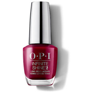 OPI Infinite Shine Berry on Forever Nail Varnish 15ml