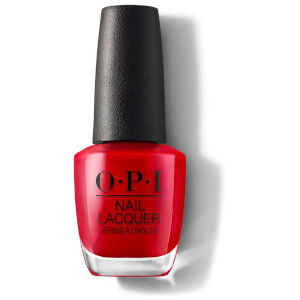 OPI Big Apple Red Nail Polish 15ml