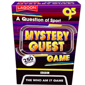 A Question Of Sport - Mystery Guest Game