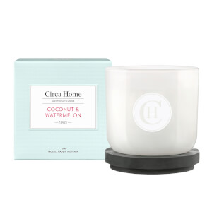 Circa Home Coconut and Watermelon Classic Candle 260g