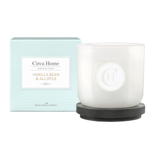 Circa Home Vanilla Bean and Allspice Classic Candle 260g