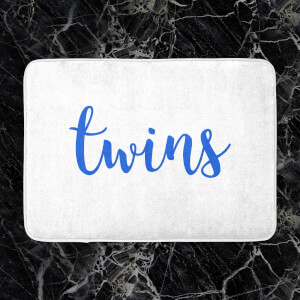 Twins Bath Mat