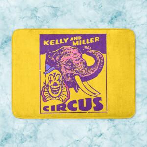 Kelly And Miller Circus Bath Mat