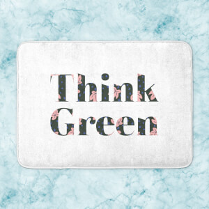 Think Green Bath Mat