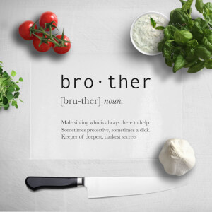 Brother Definition Chopping Board