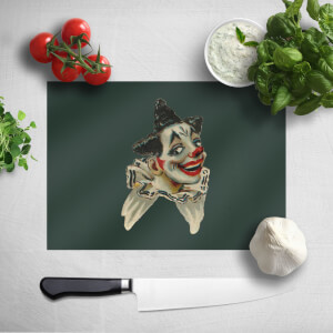 Happy Clown Chopping Board