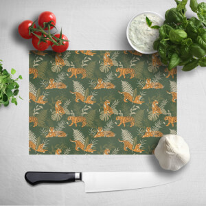 Jungle Chopping Board