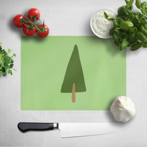 Pine Tree Chopping Board
