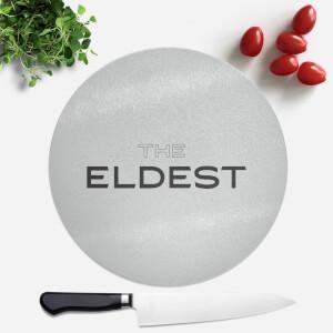 The Eldest Round Chopping Board