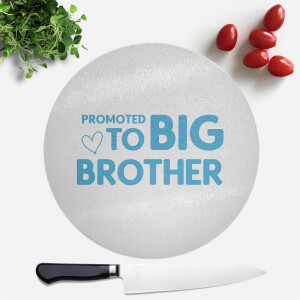 Promoted To Big Brother Round Chopping Board