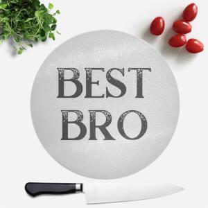Best Bro Round Chopping Board