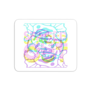 Spaced Out Mouse Mat
