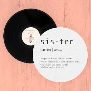 Sister Definition Slip Mat