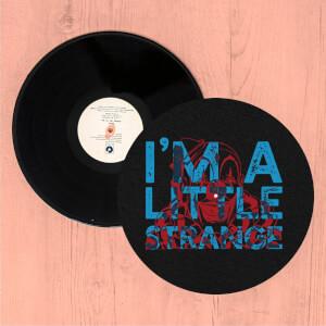 I'm A Little Strange Slip Mat