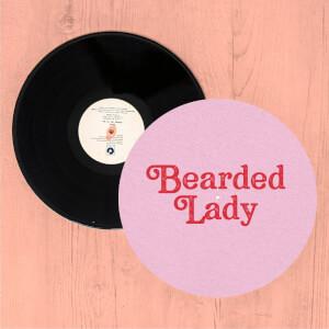 Bearded Lady Slip Mat