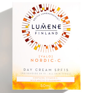 Lumene Nordic-C [VALO] Day SPF15 Moisturiser 50ml