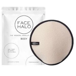 Face Halo Exfoliate and Polish Body Mitt