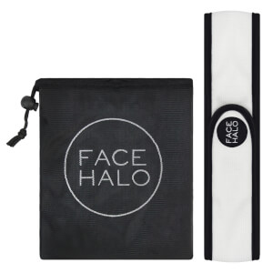 Face Halo Accessories Pack (Headband and Wash Bag)