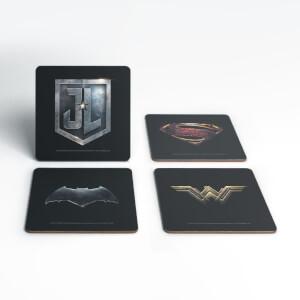 DC Justice League Holy Trinity Coaster Set