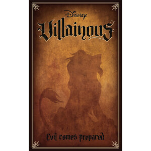 Ravensburger Disney Villainous Strategy Game Evil Comes Prepared Expansion Pack