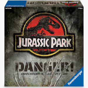 Ravensburger Jurassic Park - Danger! Adventure Game