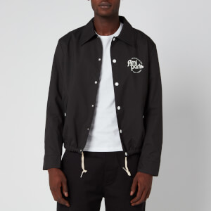 AMI Men's Coach Jacket - Black