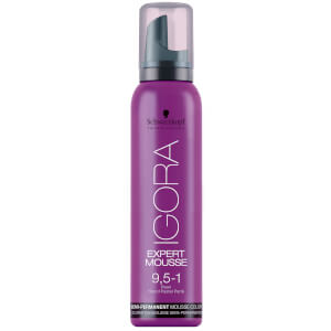 Schwarzkopf Igora Semi-Permanent Colour Expert Mousse 100ml (Various Shades)