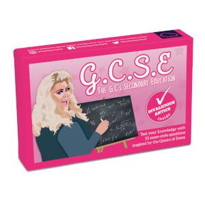 G.C.S.E Card Game