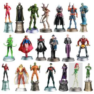Lot de 20 Figurines DC Comics - Ed. collector Eaglemoss (Set 2)
