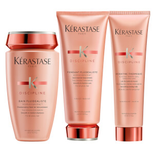 Kérastase Discipline 3 Step Smoothing Anti-Frizz Routine