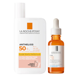 La Roche-Posay Anti-Ageing Vitamin C and SPF Heroes Set