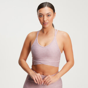 Women's Composure Sports Bra - Rosewater