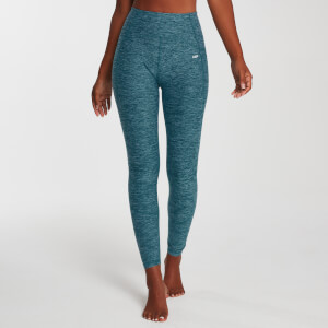 Damen Composure Leggings - Deep Lake