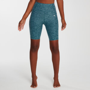 Damen Composure Radler-Shorts - Deep Lake